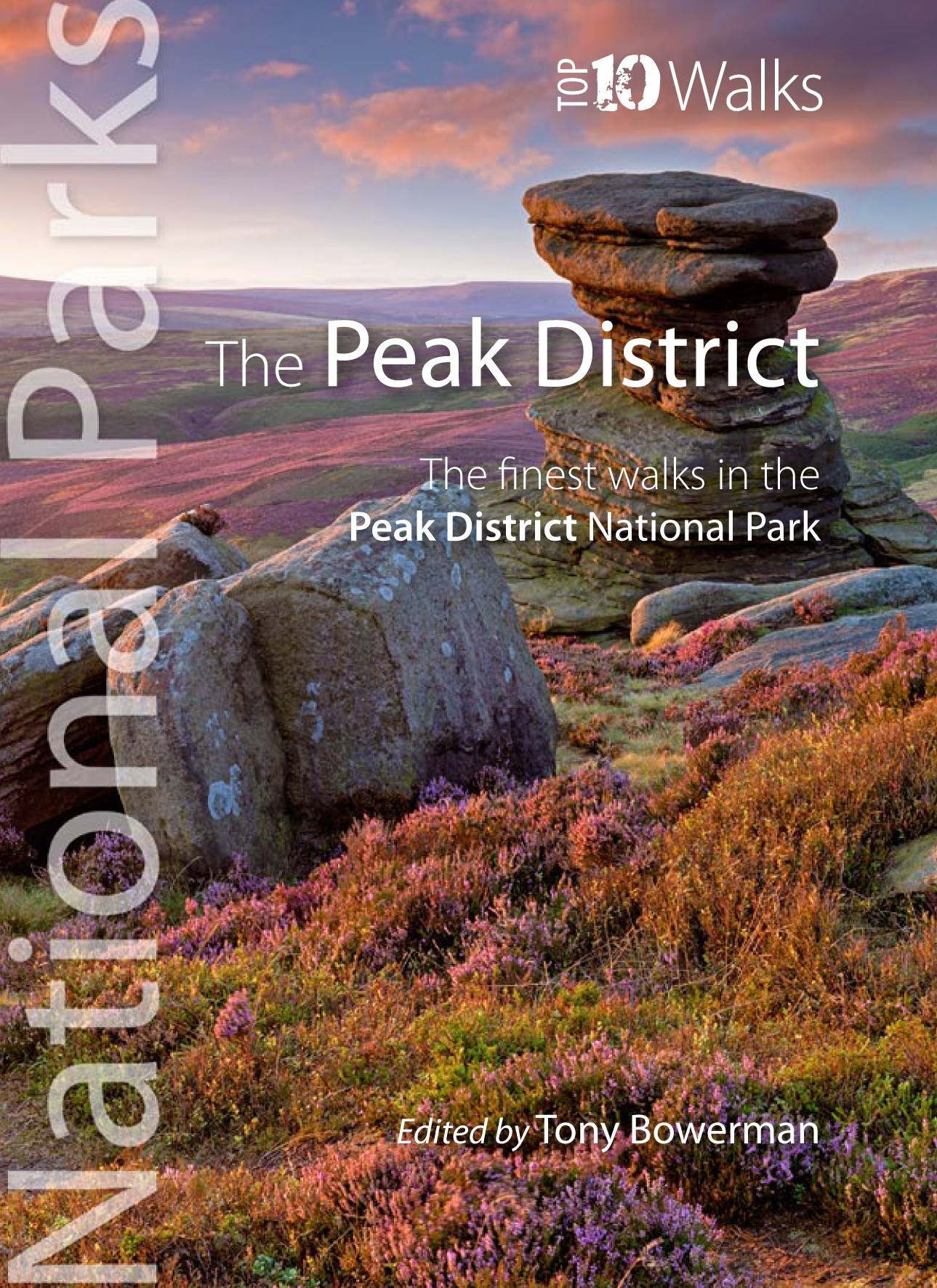 Top10 Walks: Peak District National Park Front Cover image