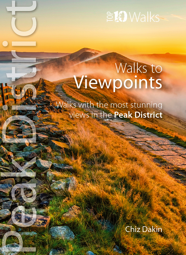 Walks to Viewpoints by Chiz Dakin Front Cover image