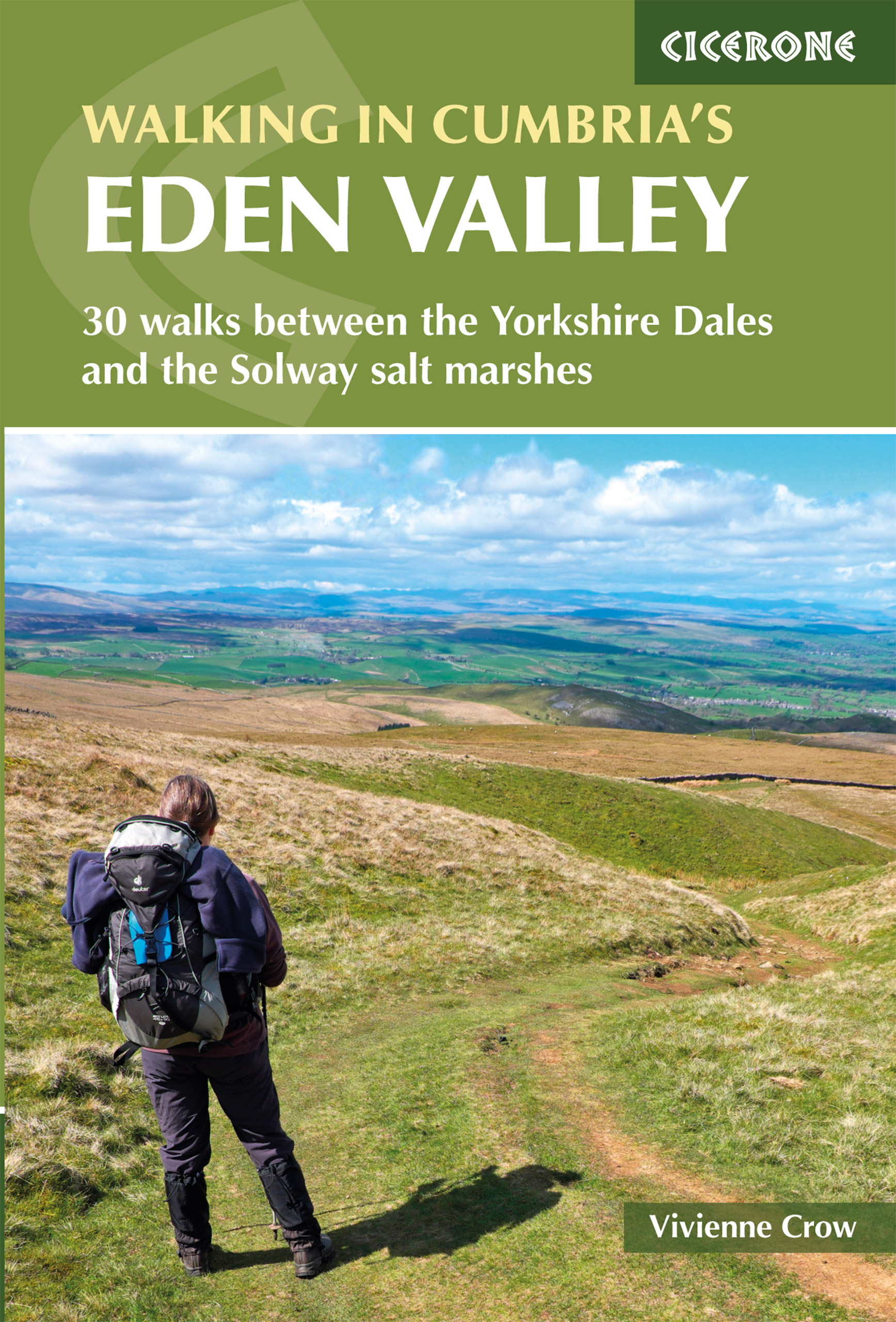 Walking in Cumbria's Eden Valley by Viv Crow