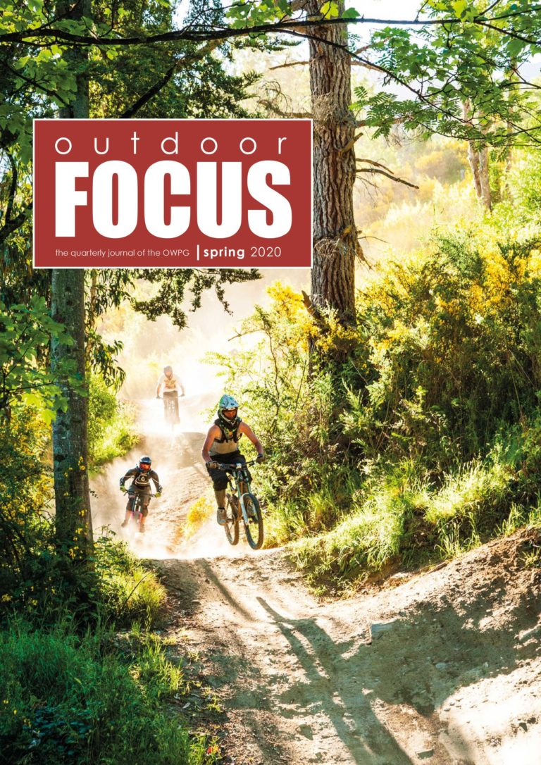 Outdoor Focus Front Cover Image